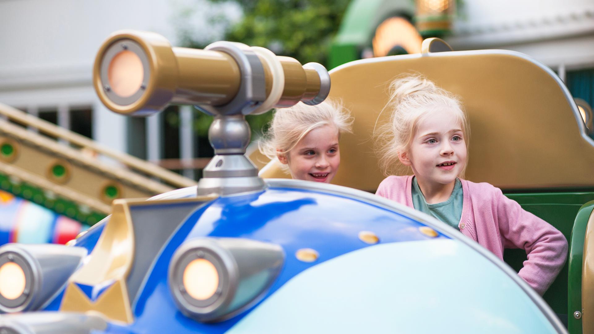 Børneforlystelser i Tivoli